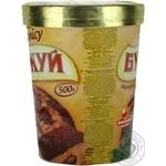 Мороженое Буржуй Ласунка тирамису 500г - купить, цены на Novus - фото 2