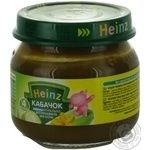 Puree Heinz squash for children 80g