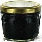 Ікра чорна зерниста риби Боуфин Marky's 114г