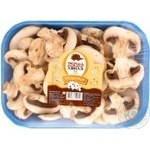 Persha Khvylia Sliced Champignon Mushrooms, 1 Pack