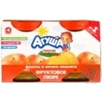 Puree Agusha for children from 4 months 115g