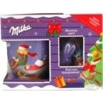 Подарунок Різдвяна Філіжанка Milka 195г