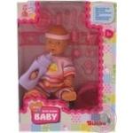 Игрушка Simba Кукла Mini New born baby 12см