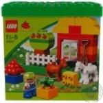 Конструктор Лего Дупло Брик симс Мой первый садик для детей от 1.6 до 5 лет 38 деталей