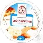 Сыр Файн Фуд Маскарпоне 250г Германия