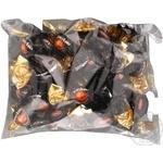 Цукерки КреАмо з цілим фундуком та шоколадною начинкою АВК 400г