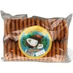 Cookies Rzhyshchiv Oat oat with coconut flavor packed 500g sachet