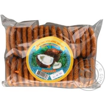 Печенье Ржищев с кокосом 500г Украина