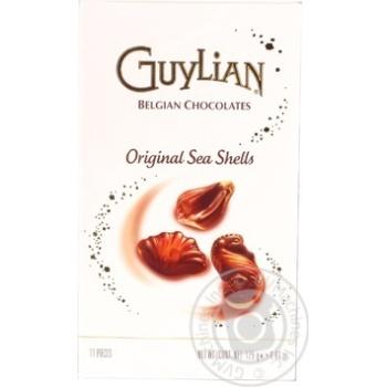 Цукерки Guylian Морські мушлі 125г