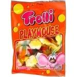 Конфеты Trolli Игрушечные мышата фруктовые жевательные 200г