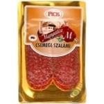 Колбаса Салями Пик Мангалица сырокопченая нарезка 70г