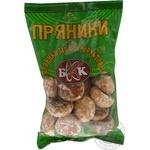 Pryaniki Bkk fruit scalded 380g sachet Ukraine