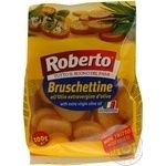 Roberto Bruschettine Rusks with Olive Oil 100g