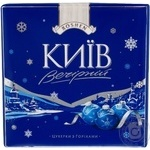Цукерки Рошен Київ Вечірній 176г