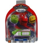 Toy Chuggington Koko from 3 months China