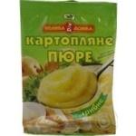 Puree Velyka lozhka potato mushroom 30g packaged