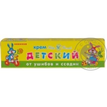 Крем Невская косметика детский от ушибов и ссадин 40мл - купить, цены на Ашан - фото 4