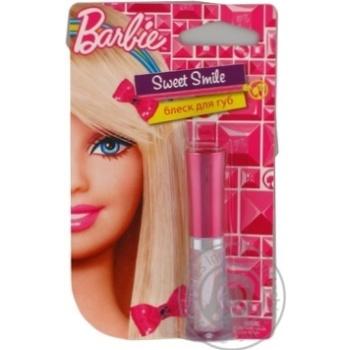 Блиск д/губ Barbie Солодка посмішка 2мл