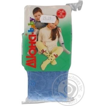 Колготки Дюна детские белые 74-80р - купить, цены на Фуршет - фото 8