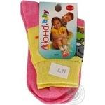 Шкарпетки дитячі 3В421 р.16,18 Дюна в асорт.