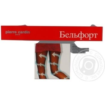 Колготи жіночі Pierre Cardin  Belfort 40 Visone 4 - купить, цены на МегаМаркет - фото 4
