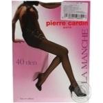 Колготы женские Pierre Cardin La Manche 40D Visone 2