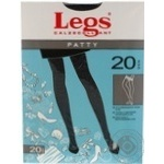 Колготи Legs Patty 20 Den жіночі р.1/2 Nero