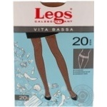 Tights Legs polyamide for women 20den 1-2size