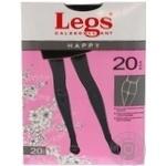 Колготки женские Legs Happy 20 nero р.3 101 шт