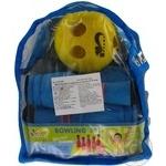 Міні-боулінг SafSof в сумці 6 кеглів МВВ-05В