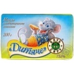 Sweet cream butter Club syru Child's Selyanske 73% 200g - buy, prices for Auchan - image 1