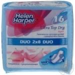 Прокладки гігієнічні Helen Harper Ultra Super plus Dry д/к.д. 16шт