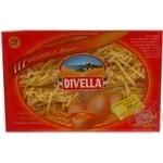 Макарони Divella Tagliatelle uovo ms 250г