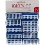 Термобігуді для волосся Inter-Vion 499578 10шт - купити, ціни на МегаМаркет - фото 1