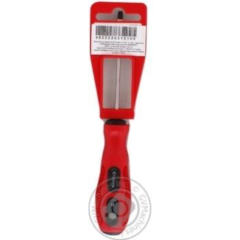 Викрутка шліцева SL3x75мм InterTool VT-3101 - купить, цены на Novus - фото 5