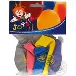Кульки повітряні Joysi з малюнком упаковка 5шт