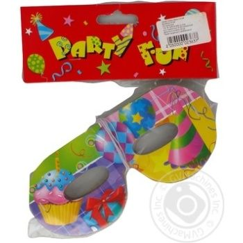 Mask Party favours for parties - buy, prices for Novus - image 5