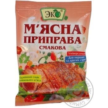 Приправа Эко мясная вкусовая 90г