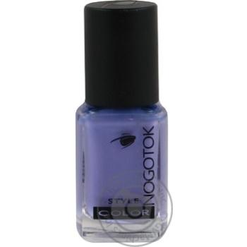 Лак Nogotok Style color №235 12мл - купить, цены на Novus - фото 1