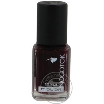 Лак для нігтів Nogotok Style Color №048 12мл