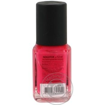 Лак для нігтів Nogotok Style Color №025 12мл - купити, ціни на Novus - фото 8