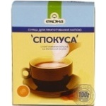 Cream Econa Spokusa dry for coffee 100g Ukraine