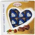 Candy Erasmi Private import with praline in glaze 200g box Germany