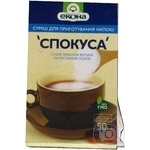 Cream Econa Spokusa dry for coffee 50g Ukraine