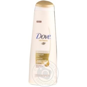 Dove Nutritive Solutions Шампунь Питающий уход 400мл