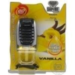 Ароматизатор Sapfire Aromaсar Supreme Vanilla 8мл
