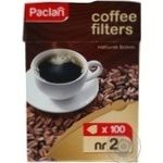 Filter Paclan for coffee 100pcs