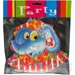 Ковпачки звірятка Party Favors - купить, цены на Novus - фото 3