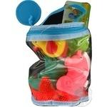 Набір іграшок для ванної Морські мешканці Baby team арт.9004