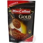 Natural instant sublimated coffee MacCofee Gold 150g Ukraine